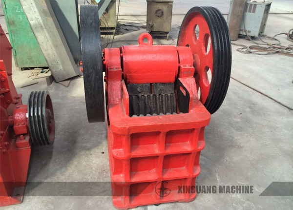small-jaw-crusher